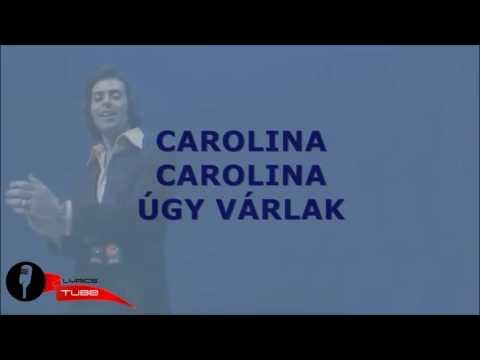Szécsi Pál - Carolina ● LYRICS TUBE