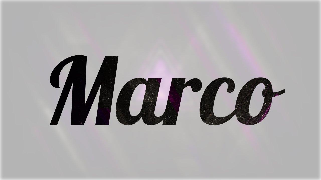 Significado de Marco, nombre Italiano para tu bebe niño o niña ...