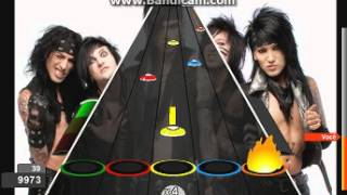 Black Veil Brides - Revelation (Chart Guitar Flash Custom)