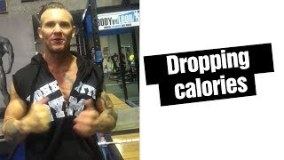 Dropping Calories