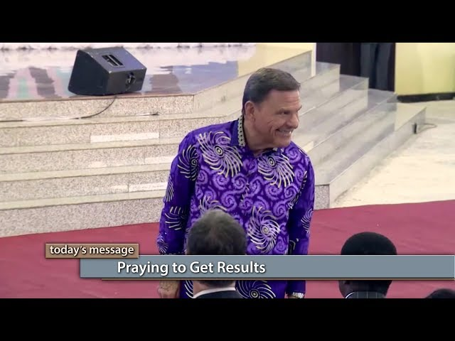 How to Develop a Powerful Prayer Life - Kenneth Copeland