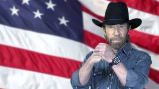 Chuck Norris - Top 10 Reasons to Register to Vote - 2014