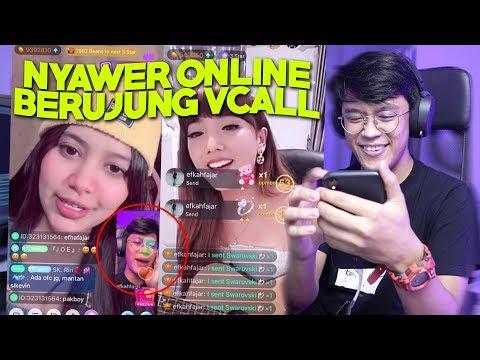 NYAWER ONLINE BERUJUNG VIDEO CALL!!