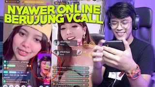 NYAWER ONLINE BERUJUNG VIDEO CALL!!