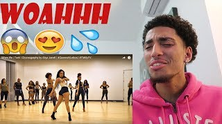 When We | Tank | Choreography by Aliya Janell (REACTION)