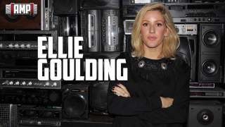 "Ellie Goulding Tells Carson Daly: ""On My Mind"" Is Not About Ed Sheeran"