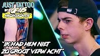 MOEDER EN ZOON ZETTEN TATTOOS BIJ ELKAAR | Just Tattoo of Us Benelux - Highlights