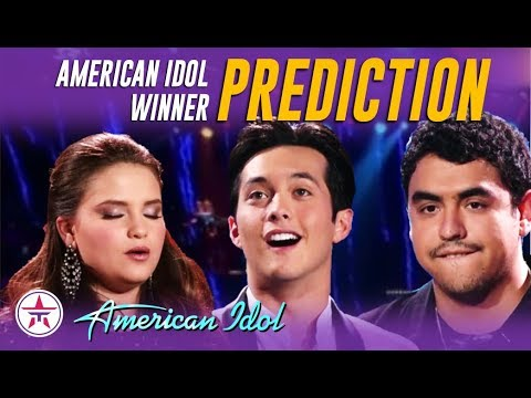 American Idol Finale: PREDICTION Time! Who Will WIN American Idol 2019?