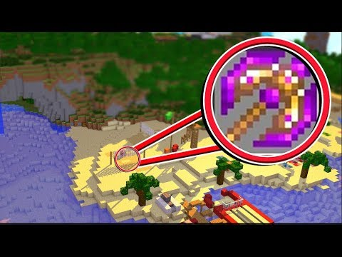 2VS2 *Ancient Egyptian god Mod* Monster Island - Minecraft Modded Minigames | JeromeASF