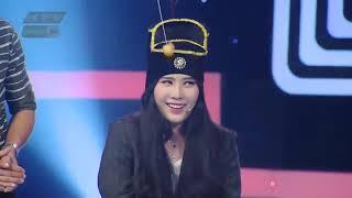 Nam Em tham gia trong game show truyền hình (Nguồn HTV)