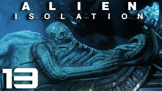 Alien: Isolation [13] - SPACE JOCKEY