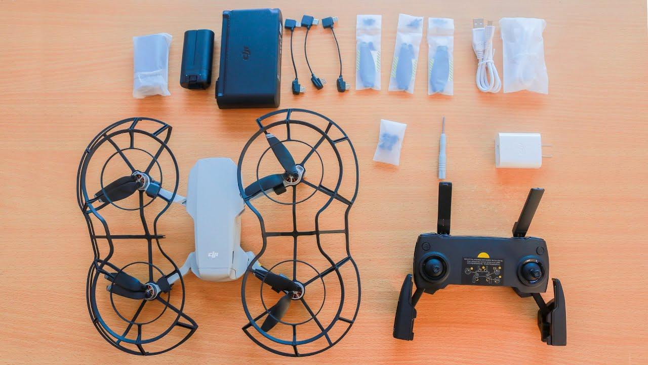 Mavic Mini Combo Unboxing Drone Review Bangladesh Youtube
