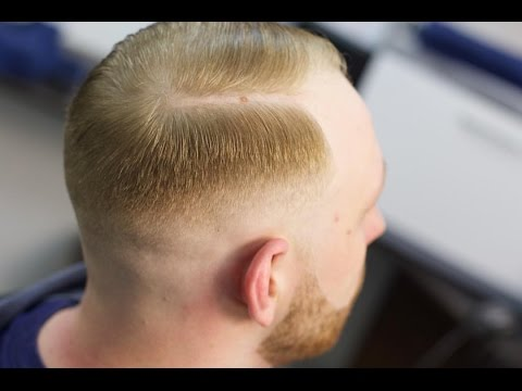 How to do a fade haircut at home