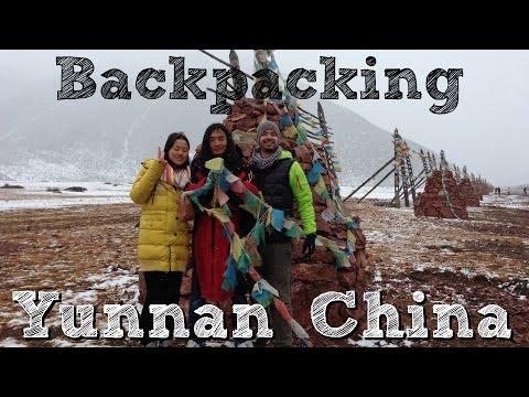 YUNNAN CHINA // Shangri-La, Lijiang, Shika Mountain