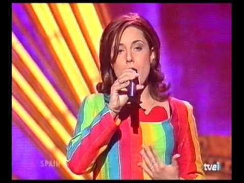 Lydia - No Quiero Escuchar - Eurovision 1999 - Spain - España