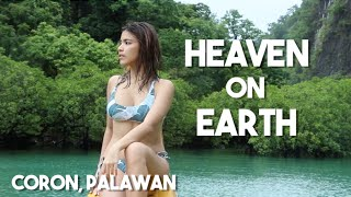 The Most Beautiful Island in the World (Coron, Palawan)
