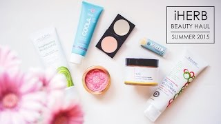 iHerb | Summer Beauty Haul (Natural/Eco Skincare)