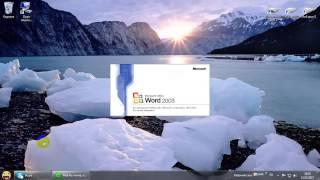 Как повернуть лист в Microsoft Word