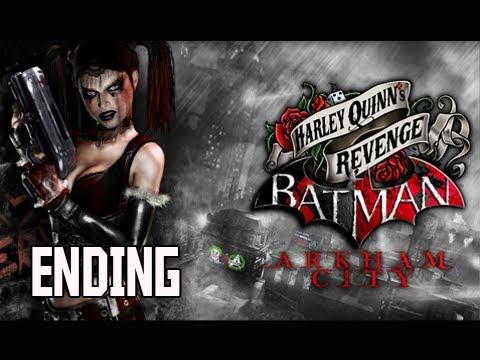 Download Batman Arkham City - Harley Quinn's Revenge DLC Walkthrough Part 6 ENDING PS3 XBOX PC Let's Play