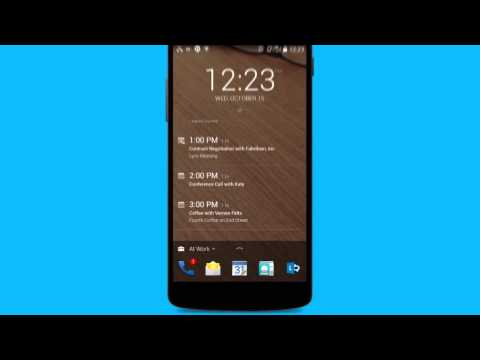 Next Lock Screen for Android by Microsoft Garage