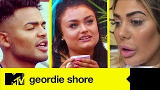 Episode #1 Confession Cam: Faith Opens Up About Revealing Her Religion | Geordie Shore 18