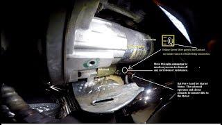 05 jeep grand cherokee starter solenoid wiring check  youtube
