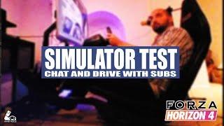 Forza Horizon 4 - FULL SIMULATOR TEST !