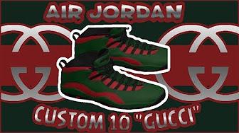 100% authentic 1af73 66529 NBA 2K18 Shoe Creator - YouTube