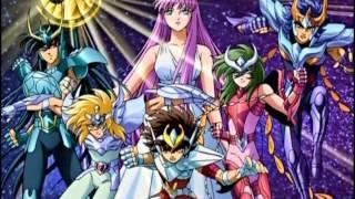 Os Cavaleiros do Zodíaco - Pelo Mundo (Chikyuugi) Full