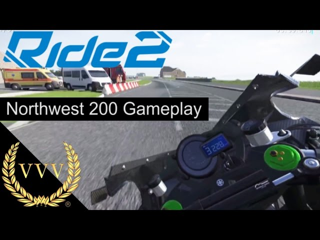 Ride 2 - Northwest 200 Gameplay