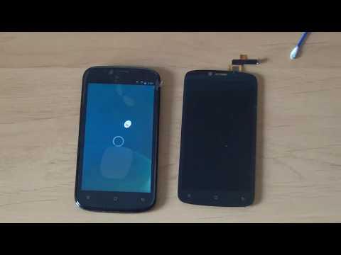 Замена дисплея в смартфоне Archos 53 Platinum/Qilive 5.3 Q.4122