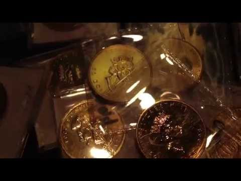 Gold Coins & Bars & $40,000 Cash