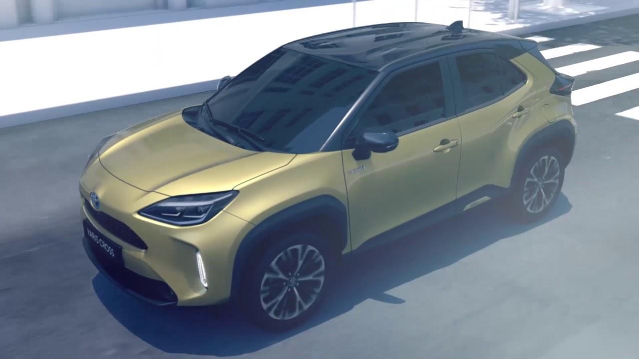 2021 Toyota Yaris Cross Hybrid歐洲正式現身