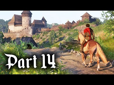 Kingdom Come Deliverance Gameplay Walkthrough Part 14 - ON THE SCENT