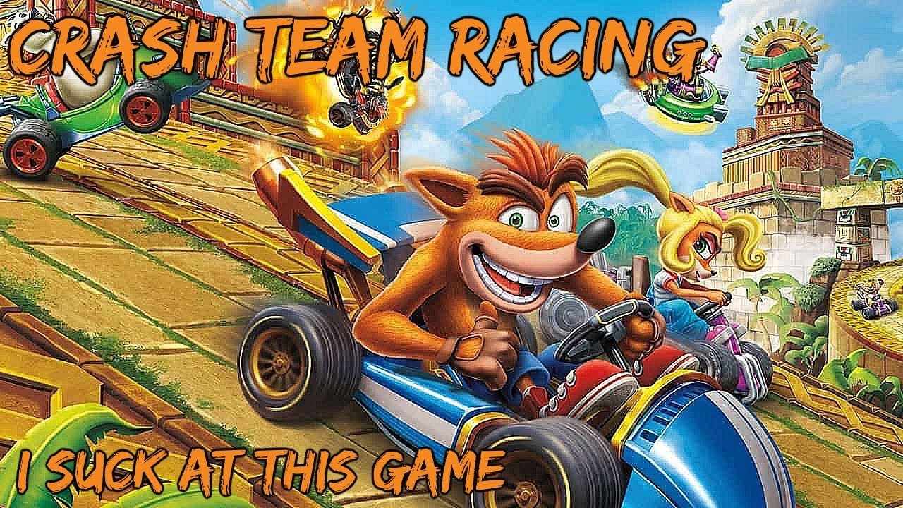 I'm So Slow | Crash Team Racing