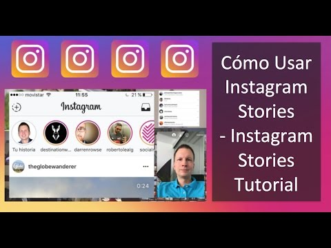 Instagram Stories Tutorial - Cómo Usar Instagram Stories y Hacer Una Historia en Instagram
