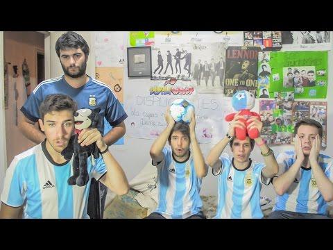 Argentina vs Chile | Eliminatorias Rusia 2018 | Reacciones de Amigos