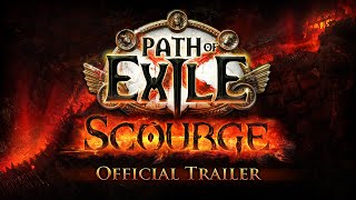 Path of Exile: Scoขrge Official Trailer