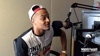 """T.I. Interview With Dj Whoo Kid - Says Travis Scott Is """"Iggy Azalea In A Black Man"""