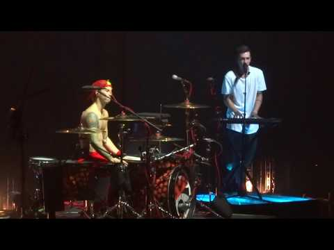 twenty one pilots - Trees Speech - Tour De Columbus The Schottenstein Center 6/25