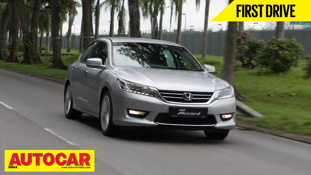 2015 honda accord exclusive first drive video review for What does tpms mean on a honda accord