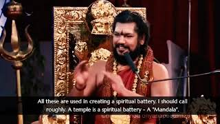 WHY HINDUS WEAR GOLD - Avatar Paramahamsa Nithyananda (Subscribe / Press Bell Icon)