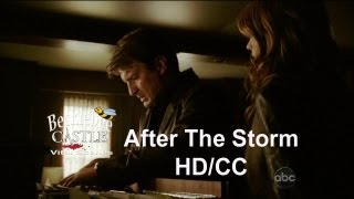 "Castle 5x01  ""After The Storm"" -""Castle grasping at straws ""  (HD/CC/L↔L or Translatable)"