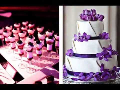 Diy Wedding Cake Purple Ideas For Lovers Will Love It Youtube