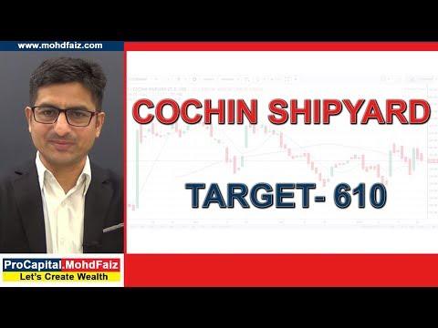COCHIN SHIPYARD - TARGET 610