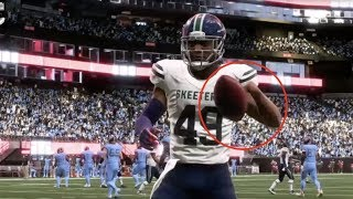 Madden 19 NOT Top 10 Plays of the Week Episode 25 - The Ball is LEVITATING