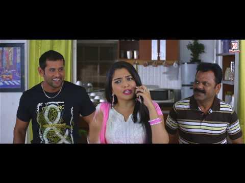 Jaalim | Nirahua Rickshawala 2 Comedy Scene | Dinesh Lal Yadav