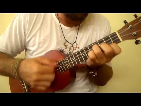 How To Play Always On My Mind On The Ukulele Fingerstyle Easy