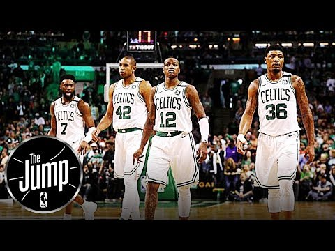 """McGrady Impressed With Unselfish Play Of Celtics: """"I Love Watching These Young Guys Play"""" 