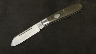 FSB -- TA Davison Custom Slip Joint:  Handmade Precision